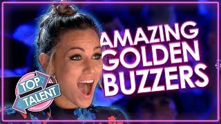 TOP 3 GOLDEN BUZZER AUDITIONS | Spains Got Talent 2018 | Top Talent