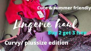Comfortable Curvy/plussize Lingerie for Summers | Shyaway Sale Haul | Priyanka Boppana