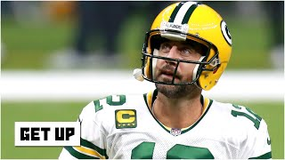 Can Aaron Rodgers be convinced to stay with the Green Bay Packers? | Get Up