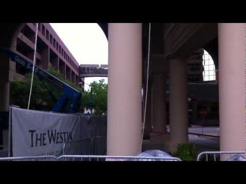 Westin Gaslamp Quarter - Day 2 - May 4th 2012 #2.MOV