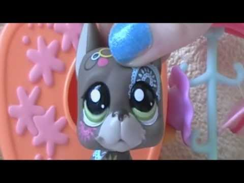 Auburn - La la la - Littlest Pet Shop Version