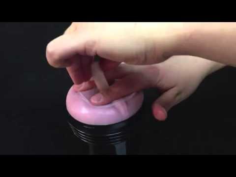 Demonstration of sperm in vagina