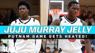 Juju Murray CRAZY JELLY 🍇 in Heated Putnam Science Game!