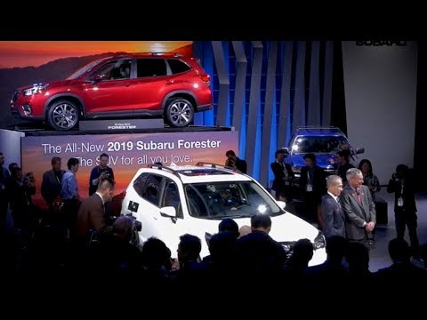 Press Conference: 2018 New York International Auto Show