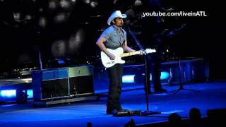 Brad Paisley H2O Tour - Water - Atlanta 2011