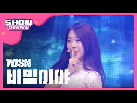 Show Champion  EP.203 WJSN - Secret