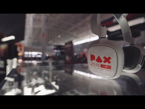 PAX East 2016 - Gaming, eSports, & Cosplay with ASTRO Gaming