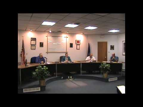 Rouses Point Village Board Meeting  9-20 10