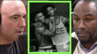 Lennox Lewis on First Meeting Mike Tyson | Joe Rogan