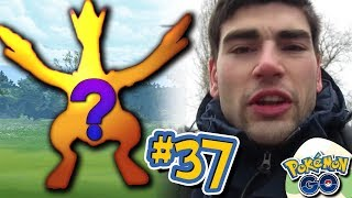 Gen 3 Pokémon GO Nederland: #37 - DUBBELE LUGIA & 10km EIEREN?! - m/ Soeren!