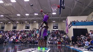 2019 McDonald's High School Dunk Contest