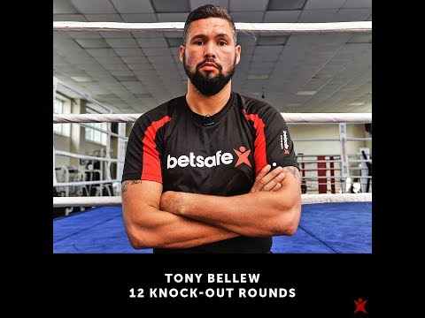 Tony Bellew 'Knock-out' Rounds