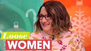Sarah Millican Is Glad She Doesn't Have to Compete With Her Husband For Jokes | Loose Women