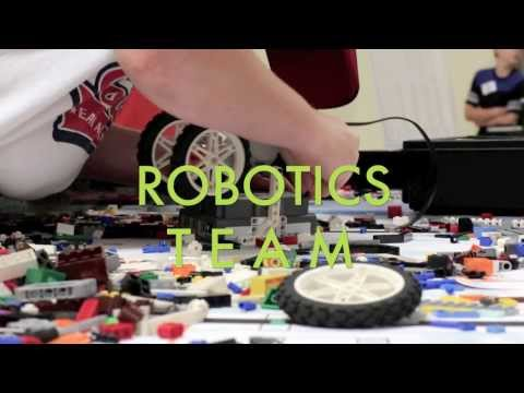 Ben Lippen Middle School Robotics Team