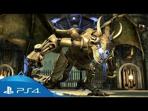 Elder Scrolls Online: Morrowind | Launchtrailer The Clockwork City | PS4
