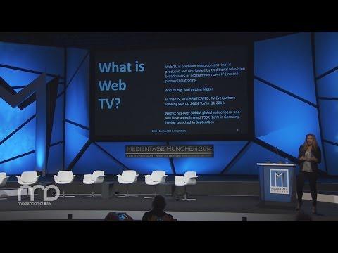 Vortrag: Web-TV und der Video-Advertising Markt - Insights & Trends