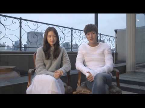 The Heirs Interview Funny Making, Lee min ho, Park shin hye, Kim woo bin, and Other Star korean 1