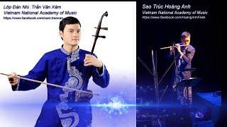Vén Rèm Châu - Sáo Trúc Hay Nhất | Master of Flute ✔