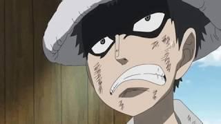One Piece: Corazon verrät Law nicht, Law wird in die Doflamingo Familie aufgenommen (Gersub)