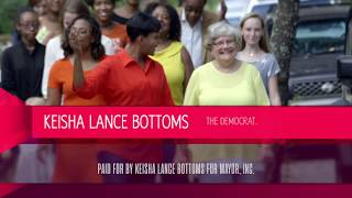 Keisha Lance Bottoms - The Democrat For Mayor