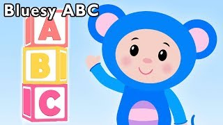 ABC Song with Eep the Mouse and More | NEW ABC SONG | Nursery Rhymes from Mother Goose Club!