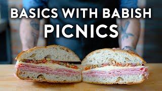 Picnic Food | Basics with Babish