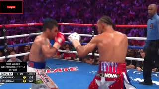 REASONS-WHY IT IS HARD TO KNOCK DOWN MANNY PACQUIAO