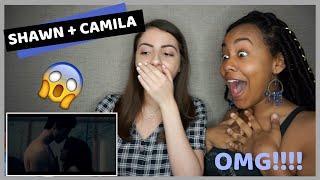 Shawn Mendes, Camila Cabello - Señorita (REACTION)