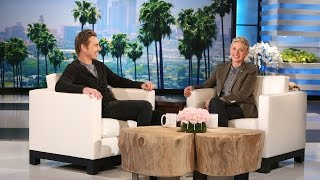 Dax Shepard on His New Baby, Delta!