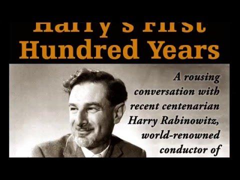 Harry Rabinowitz, McMenamins History Pub