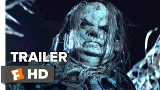 Scary Stories to Tell in the Dark Teaser Trailer #1 (2019) | Movieclips Trailers