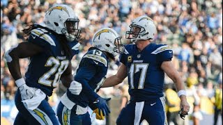 Los Angeles Chargers 2018 Season Highlights (12-4) Playoff Bound RE-UPLOAD