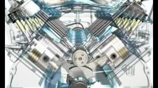 mqdefault V8 Engine Exploded Ford Flathead V8 Diagram