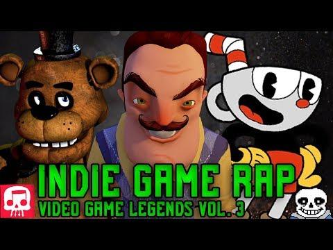 Video Game Legends Rap, Vol. 3 -
