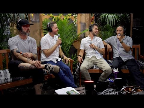 311 Interview - KROQ Weenie Roast Y Fiesta 2017