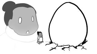 Gibraltar and big egg