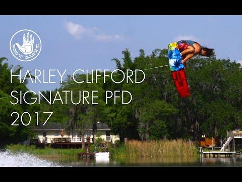 Harley Clifford Signature PFD 2017