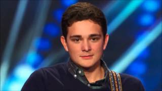 America's Got Talent 2014 Audition - Jaycob Curlee deserves the world