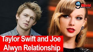 Taylor Swift and Joe Alwyn recent pictures take the Internet by storm