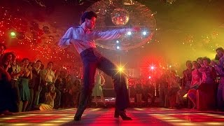 5. Disco-John Travolta-You Should be Dancing-Saturday Night Fever 1977