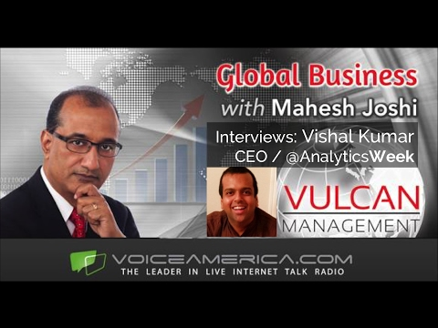 #GlobalBusiness at the speed of The #BigAnalytics