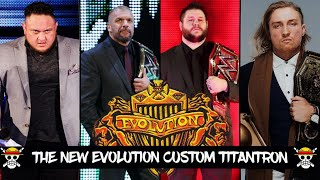 WWE: The New Evolution Custom Titantron (2017)