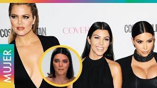 El oscuro secreto que alejó a Kendall Jenner de sus hermanas