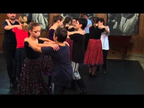 Széki táncok (csárdás, magyar, sűrű tempó, ritka tempó) - Néptáncórák a Biharival
