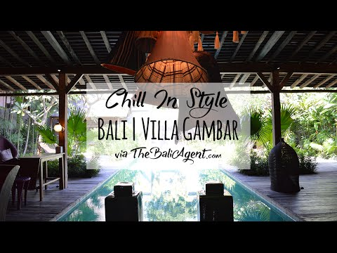 Bali Review | Villa Gambar, Best Chilled Party Pad w 3 En-Suite Bedrooms in Umalas