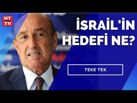 İsrail'in hedefi ne? Dr. Oğuz Çelikkol yanıtladı