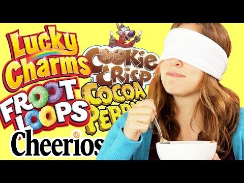Cereal Taste Test: Name Brand Or Knockoff?