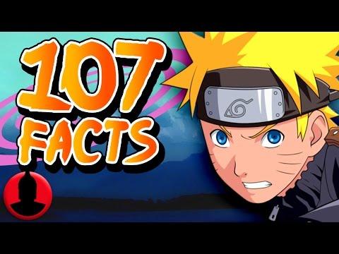 107 Naruto Anime Facts YOU Should Know! - (107 Anime Facts S1 E4) - Cartoon Hangover
