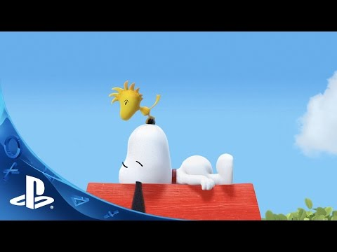 The Peanuts Movie: Snoopy's Grand Adventure Trailer