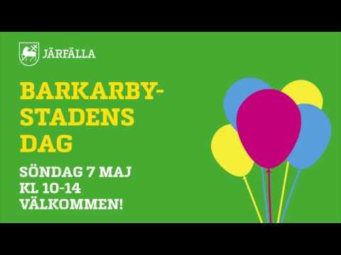 Barkarbystadens dag 7 maj 2017